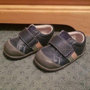 See Kai Run Leather Shoe Size Toddler 5